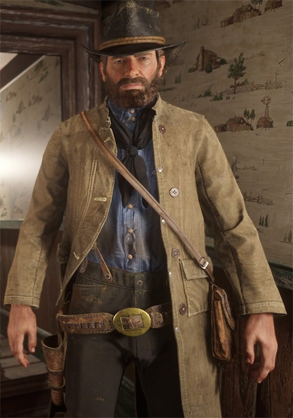 Coats Red Dead Redemption 2 Wiki