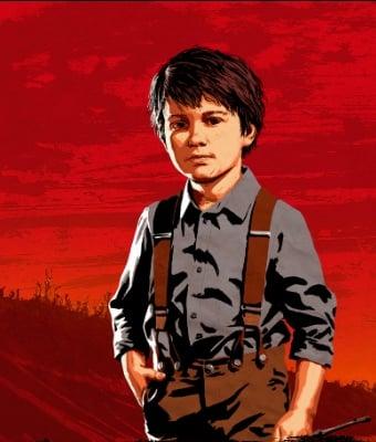 Jack Marston Red Dead Redemption 2 Wiki