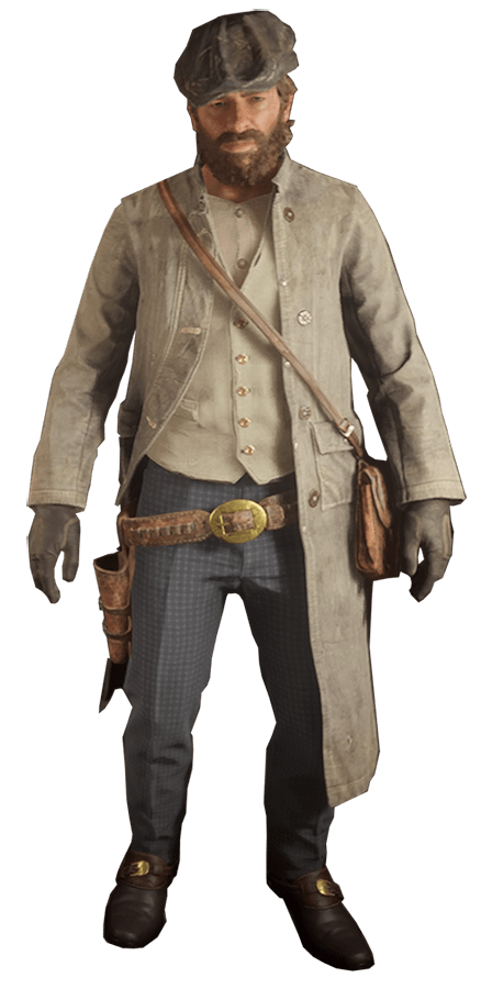 The Carson | Red Dead Redemption 2 Wiki
