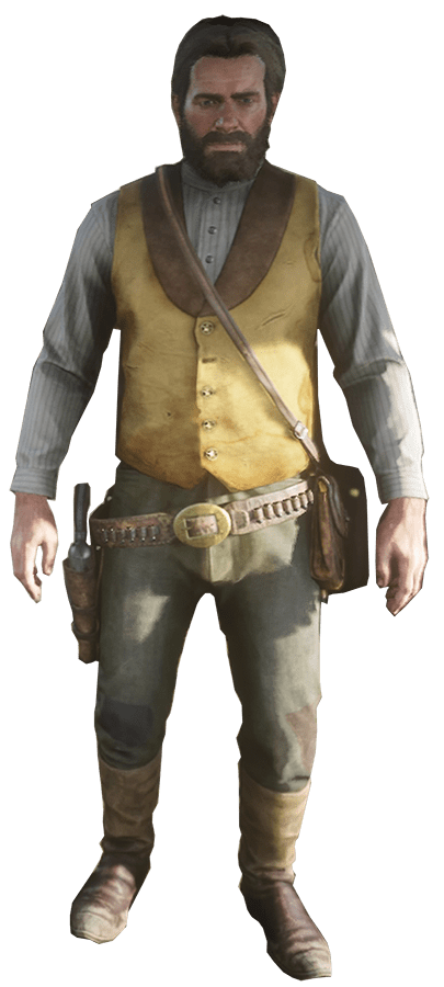 The Ruffian | Red Dead Redemption 2 Wiki